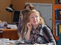 Марина КУЛАКОВА