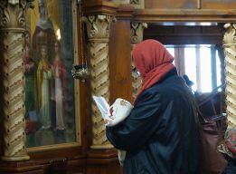 Молитва матери
