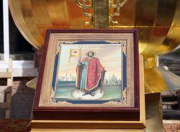Образ святого князя