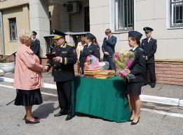 Награждение ветеранов