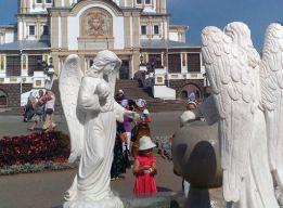Среди ангелов