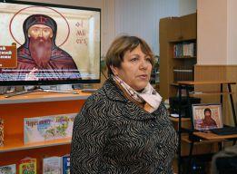 Директор ЦГДБ Ирина ПИМЕНОВА