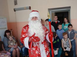 Дед Мороз пришёл!