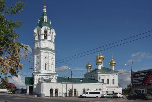 храмы Сормовского благочиния
