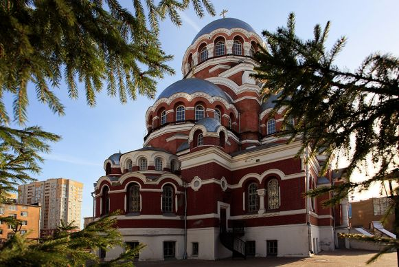 Храмы Сормова