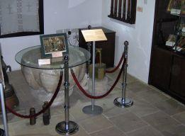 Музей св. Лазаря. Утварь