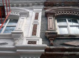 Окна 2 этажа