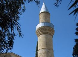 Мечеть на месте церкви