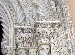 Каменное кружево портала